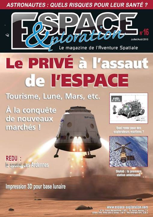 Espace & Exploration N° 16 10161710
