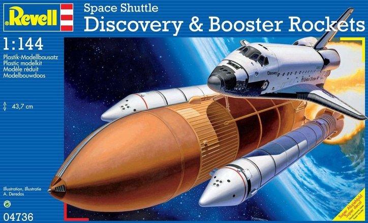 Image; peinture decollage shuttle Revell11