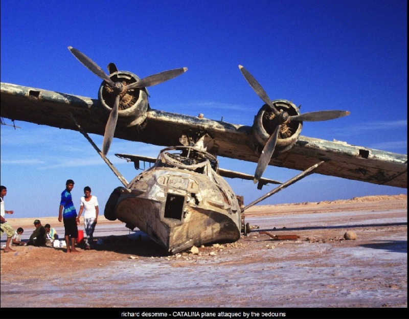 PBY-5 Catalina à Ash Shaykh Humayd - Arabie Saoudite Catali10