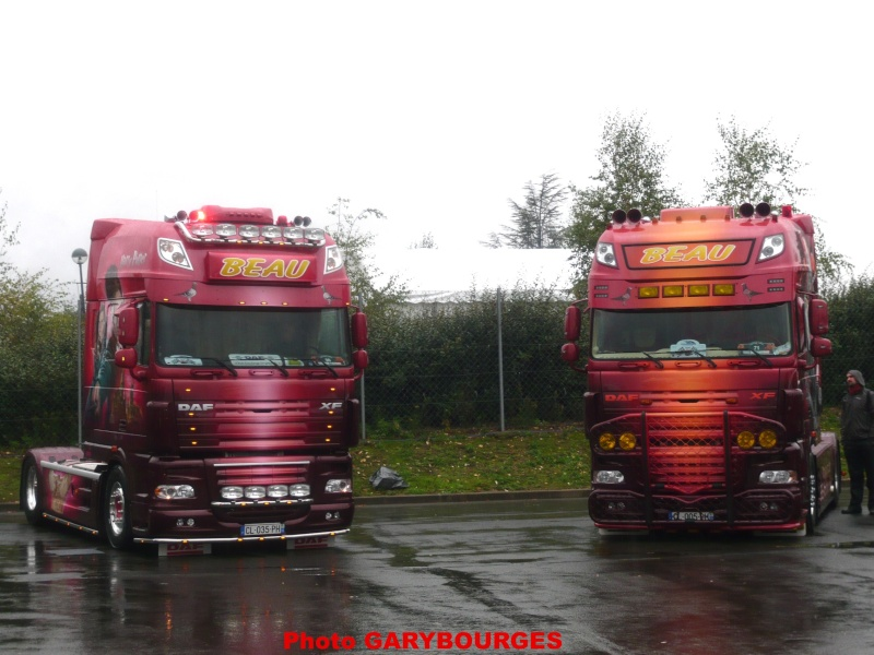 Camions décorés Beaudu10