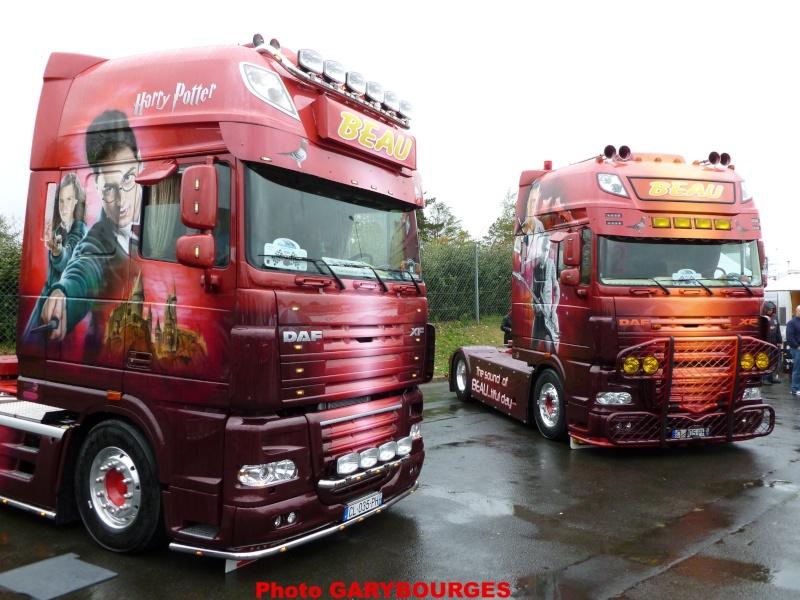 Camions décorés Beaudu11