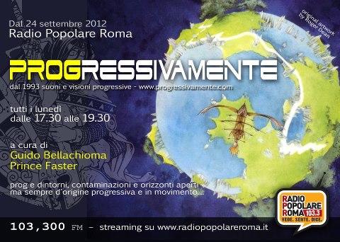 Radio Popolare Roma, 103.3 FM è Rock AM - Prince Faster, Progressivamente e altro 38433010