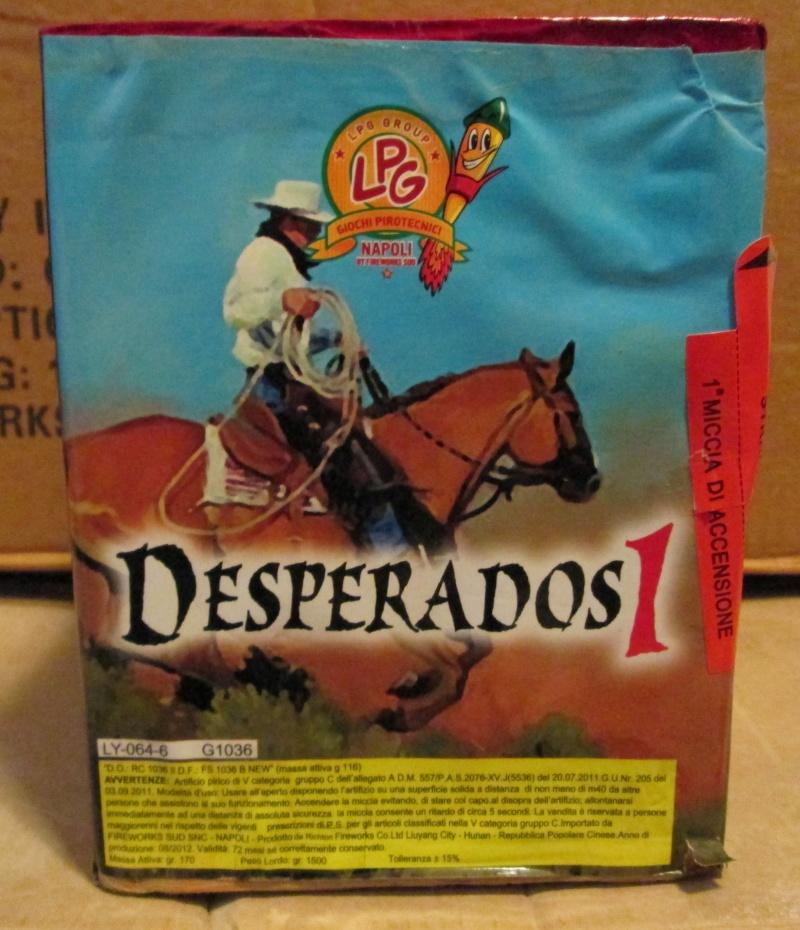 DESPERADOS I 01412