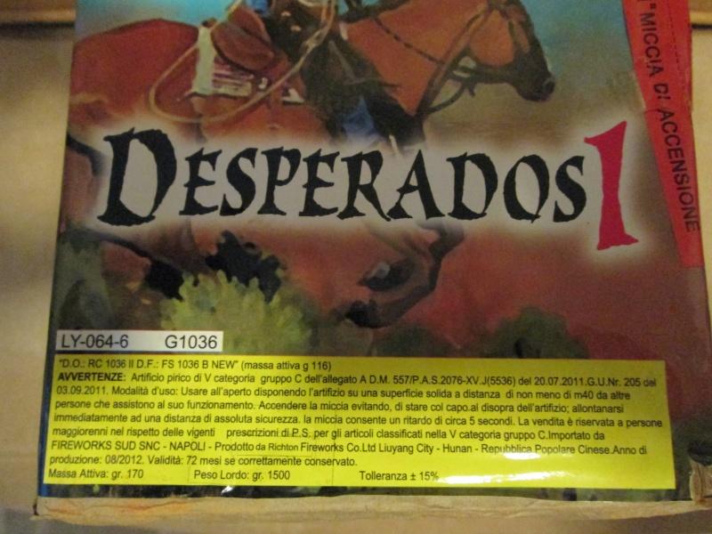 DESPERADOS I 01610