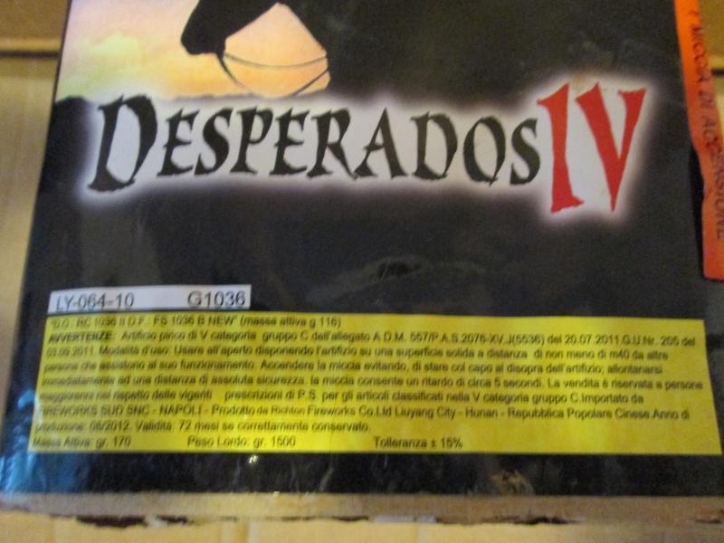 DESPERADOS IV 02811