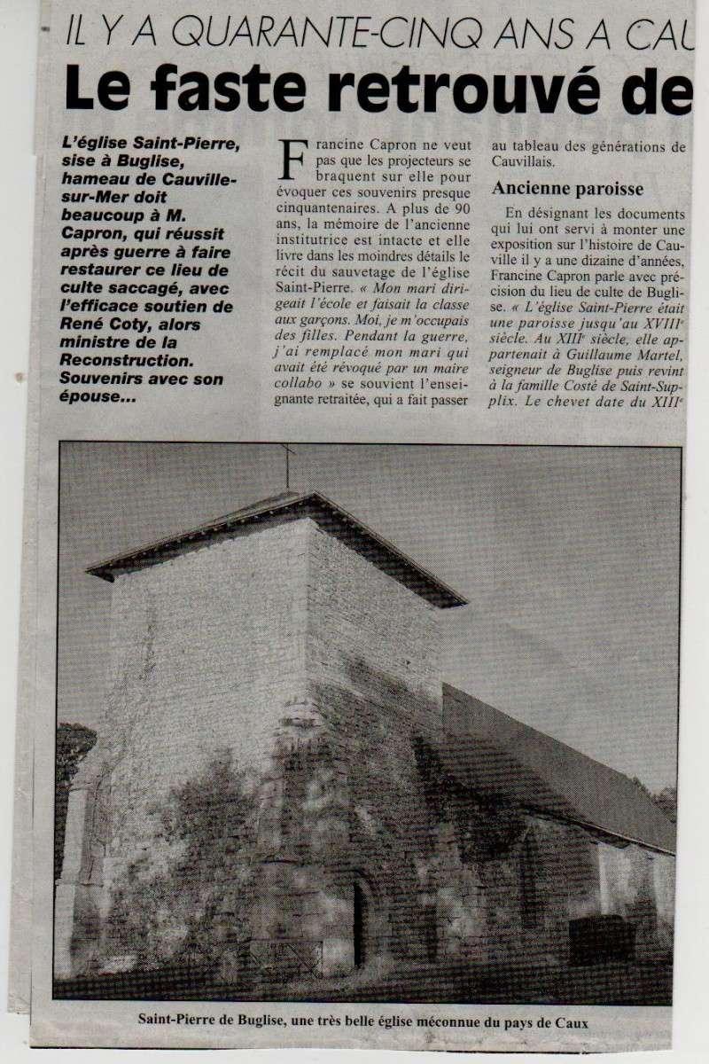 Histoire des communes - Cauville-sur-Mer Cauvil12