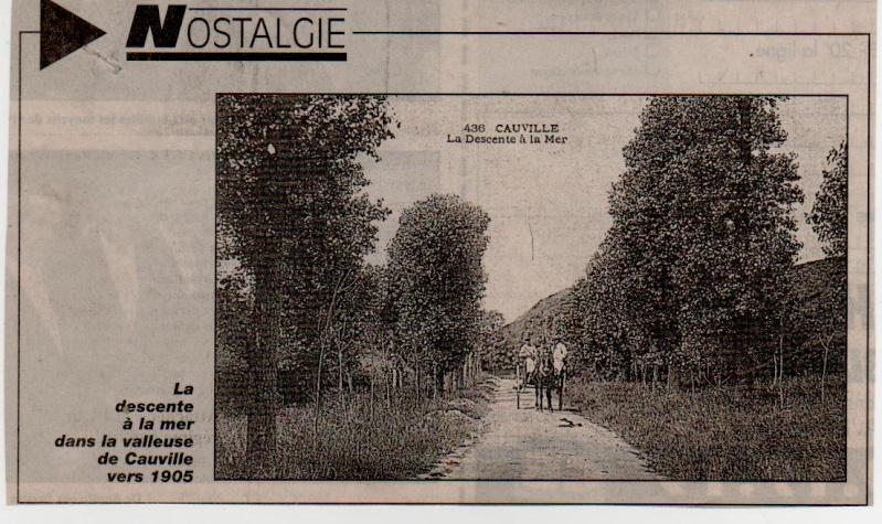 Histoire des communes - Cauville-sur-Mer Cauvil14
