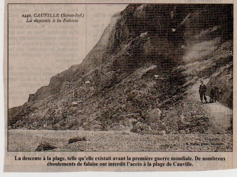 Histoire des communes - Cauville-sur-Mer Cauvil15