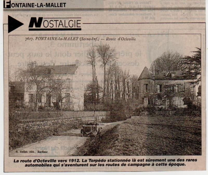 Histoire des communes - Fontaine-la-Mallet Fontai14