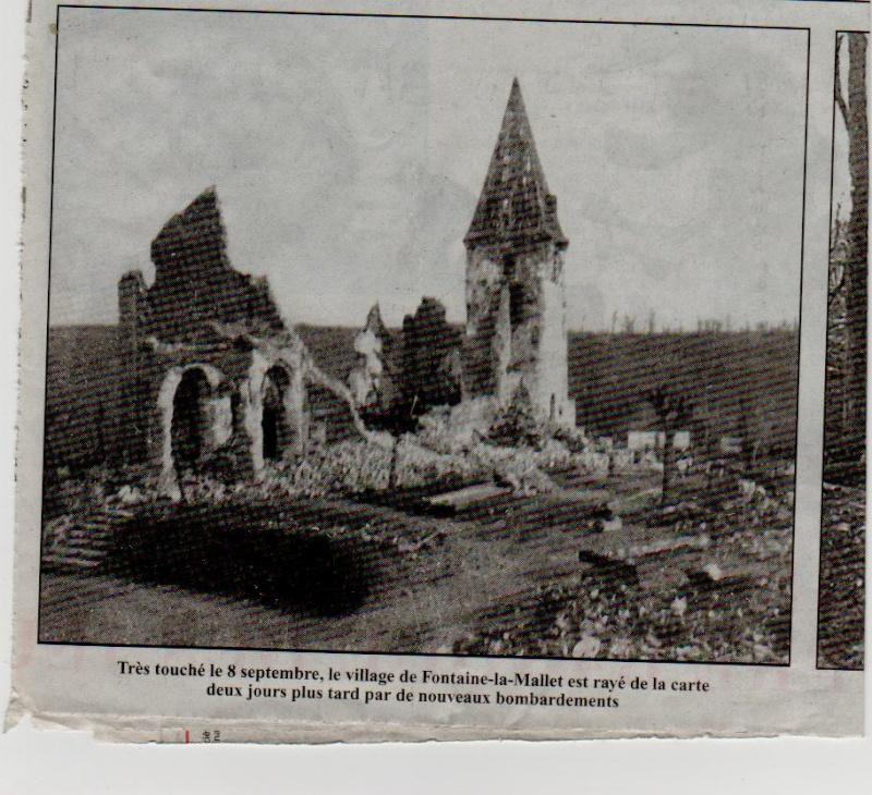 Histoire des communes - Fontaine-la-Mallet Fontai17
