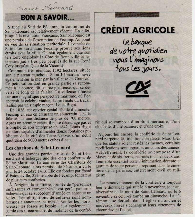 Histoire des communes - Saint-Léonard Saint-10
