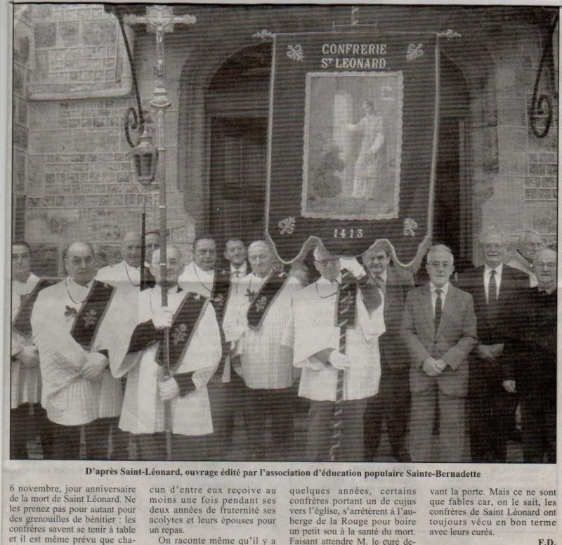 Histoire des communes - Saint-Léonard Saint-13