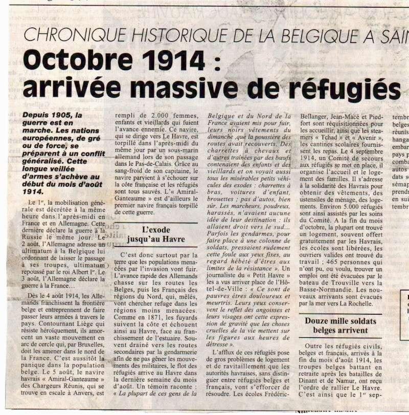Histoires des communes - Sainte-Adresse Sainte13