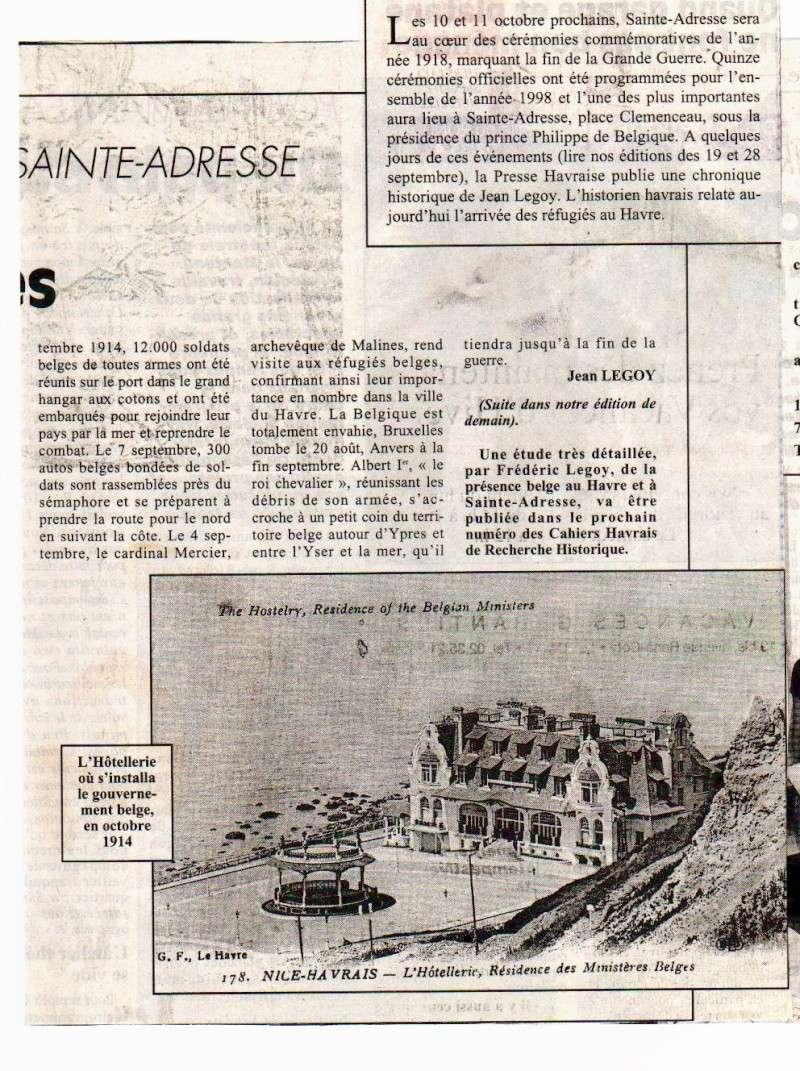 Histoires des communes - Sainte-Adresse Sainte14
