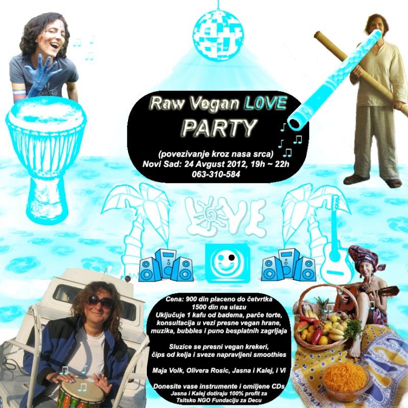 Prvi Raw Vegan party u Novom Sadu! Rvpart10