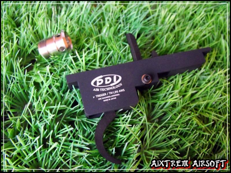::: Upgrade PDI pour L96-AWS Tokyo Marui ::: - Page 4 Dscf3411