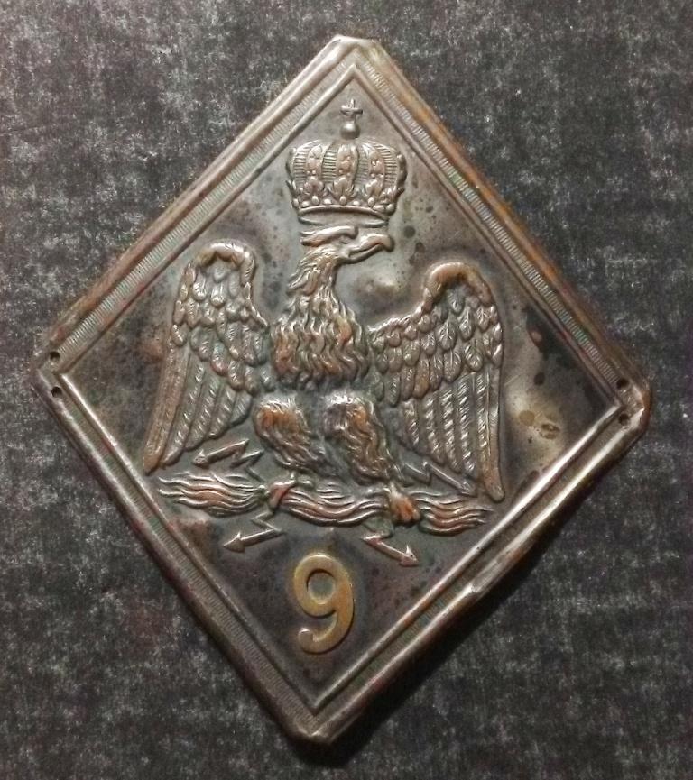 Plaque shako modèle 1806? Img_2057