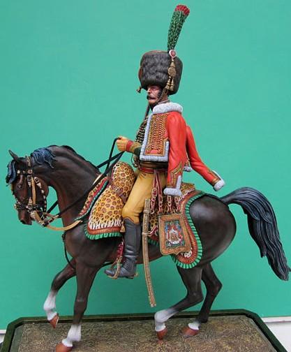 Figurines en 180 mm Chasse10