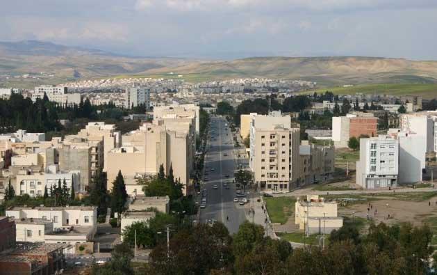 مدن و أمثال Taza110