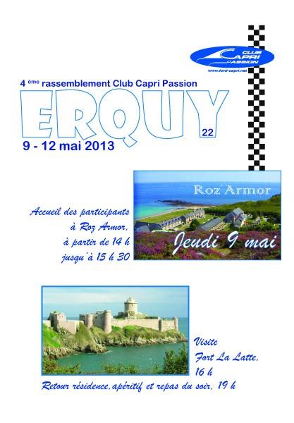 Quatrième rassemblement du Club Capri Passion 2013 Prapro10