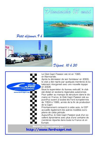 Quatrième rassemblement du Club Capri Passion 2013 Prapro13