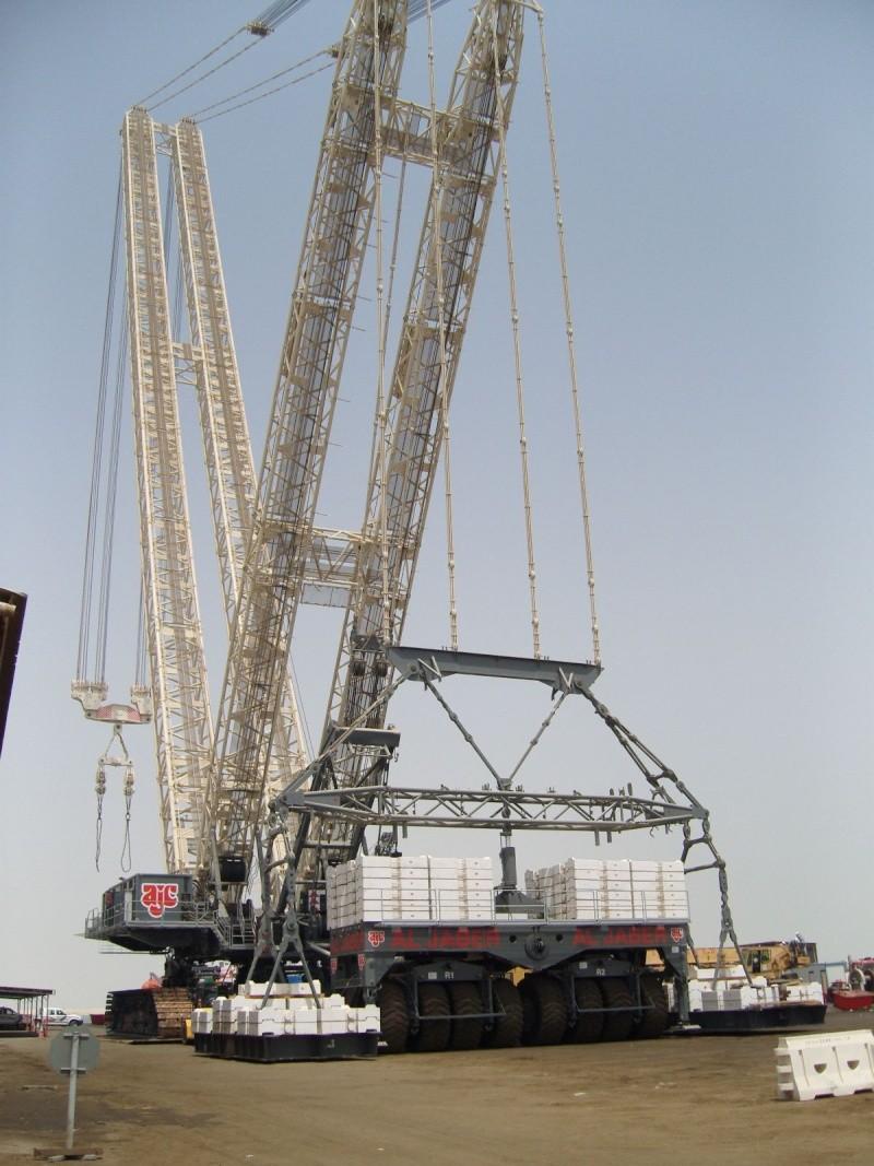 Les grues de AL JABER (Emirats) Demag_13