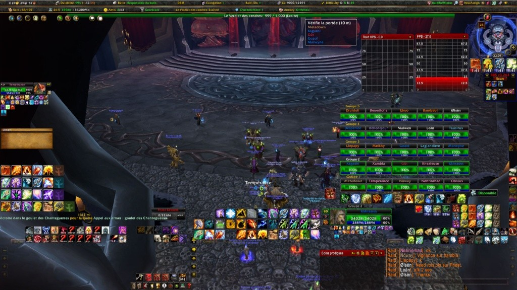 L'interface du heal kamikaze Wowscr13