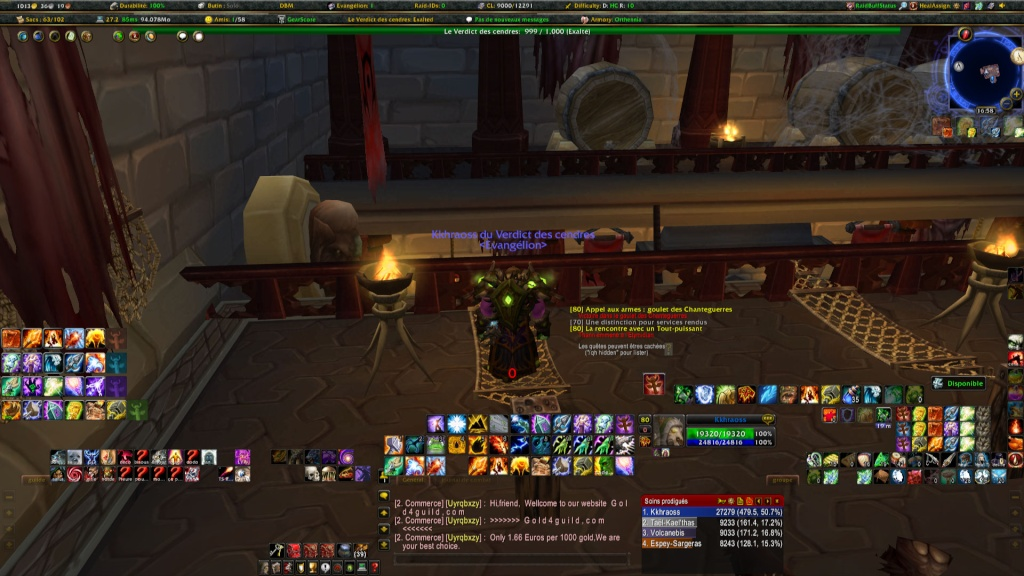 L'interface du heal kamikaze Wowscr14