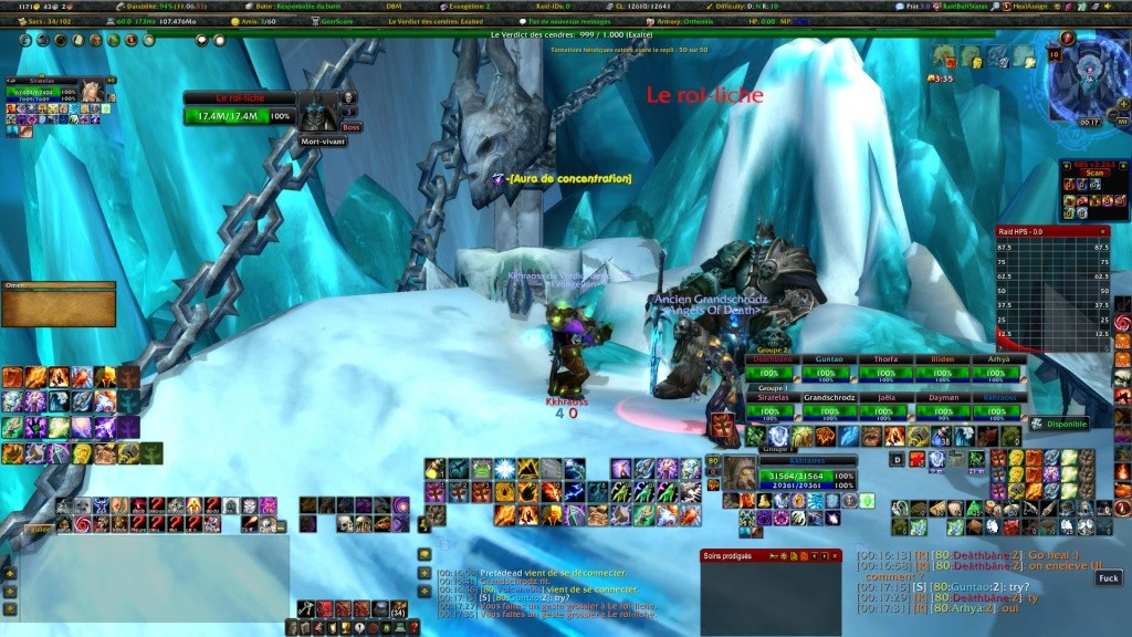 L'interface du heal kamikaze Wowscr18