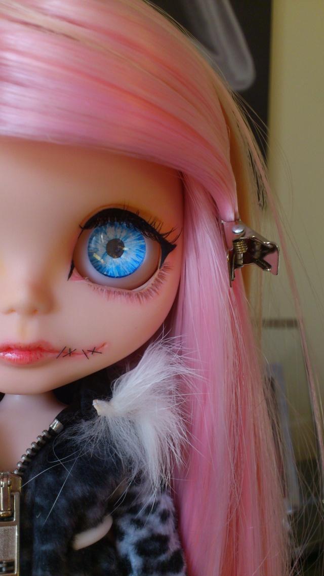 ♥ Skully ♥ s'incruste au pic nic ![BLYTHE en cour de custom] Dsc_0812
