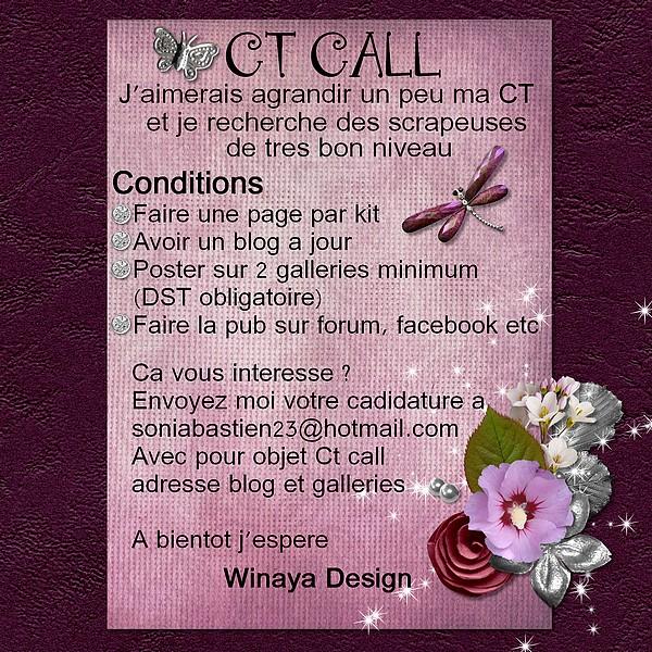 CT CALL Winaya Design  ***CLOS*** Ctcall10