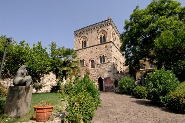 """""""Viaggio a Taormina"""" di Antonio Nunziante 4-30 Agosto 2012 Fondazione Mazzullo 00110"""