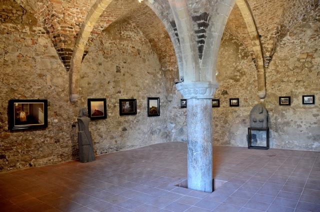 """""""Viaggio a Taormina"""" di Antonio Nunziante 4-30 Agosto 2012 Fondazione Mazzullo 00210"""