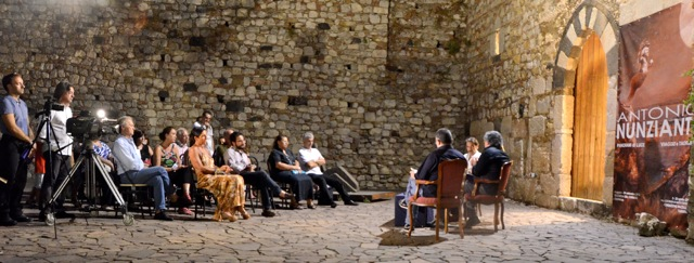 """""""Viaggio a Taormina"""" di Antonio Nunziante 4-30 Agosto 2012 Fondazione Mazzullo 00510"""