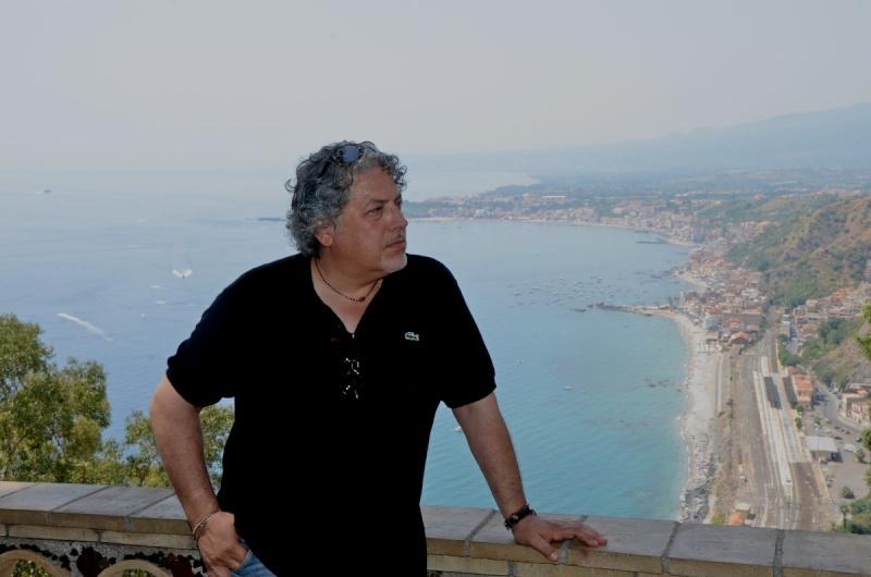 """""""Viaggio a Taormina"""" di Antonio Nunziante 4-30 Agosto 2012 Fondazione Mazzullo 00710"""