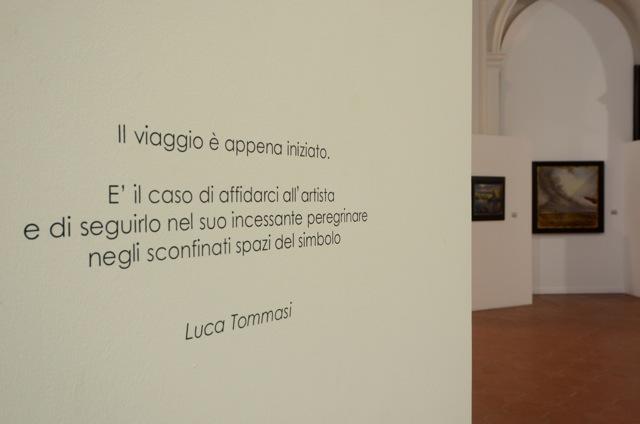 """""""Panorami di luce"""" di Antonio Nunziante 4 Agosto-30 Settembre 2012 Taormina Ex Chiesa del Carmine 0110"""