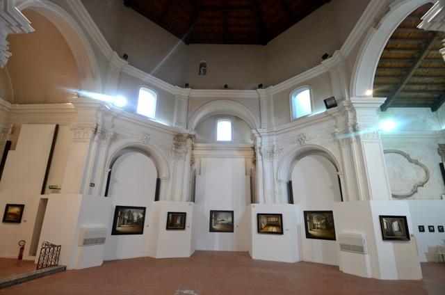 """""""Panorami di luce"""" di Antonio Nunziante 4 Agosto-30 Settembre 2012 Taormina Ex Chiesa del Carmine 0310"""