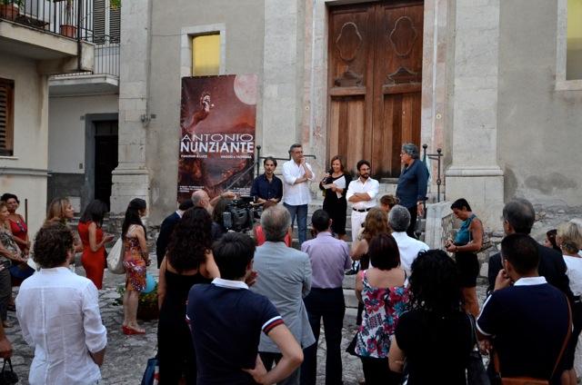 """""""Panorami di luce"""" di Antonio Nunziante 4 Agosto-30 Settembre 2012 Taormina Ex Chiesa del Carmine 0410"""