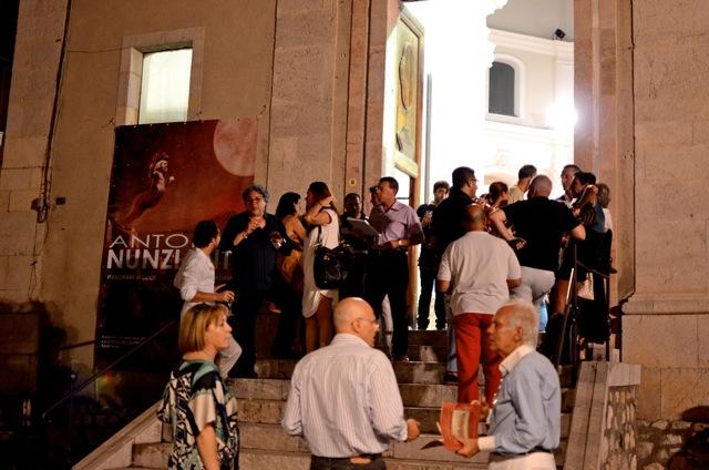 """""""Panorami di luce"""" di Antonio Nunziante 4 Agosto-30 Settembre 2012 Taormina Ex Chiesa del Carmine 0610"""