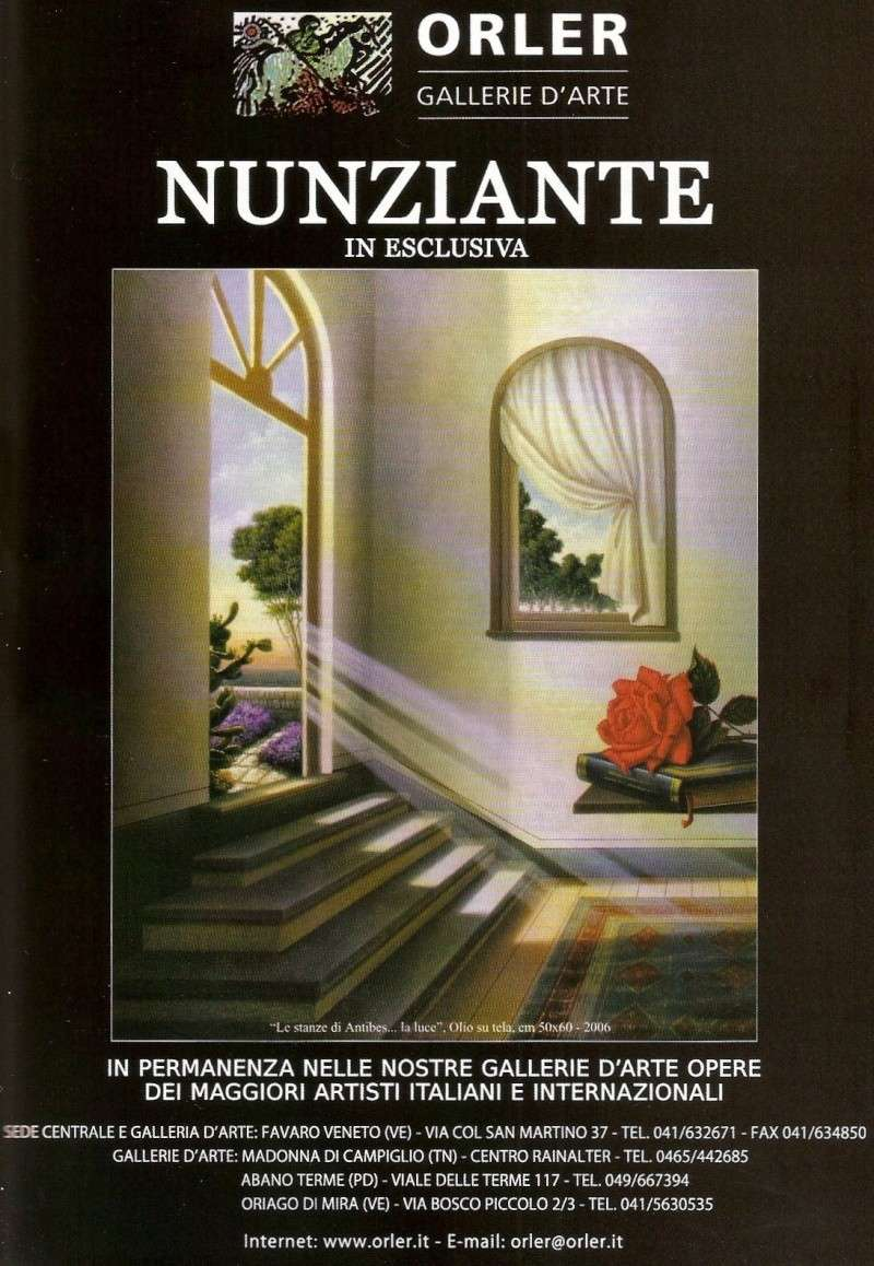 ARCHIVIO DELLE PUBBLICITA DEL MAESTRO SUI MENSILI D'ARTE - Pagina 8 2006_011