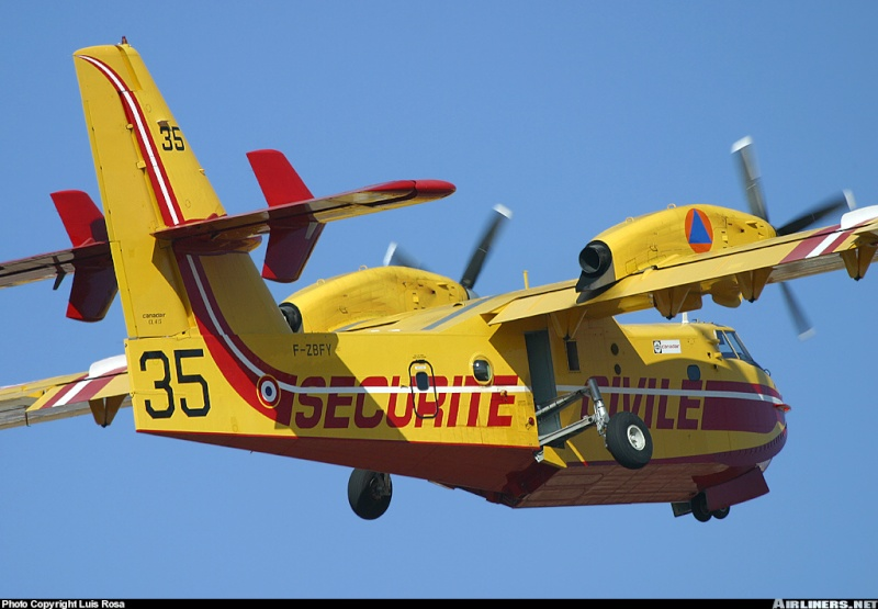 Construction d' un Canadair CL-415 en PSS! 04223710