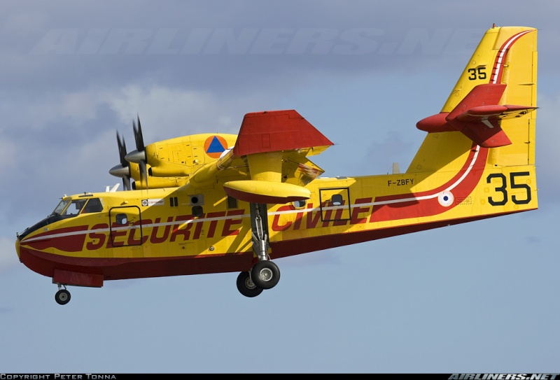 Construction d' un Canadair CL-415 en PSS! 18297710