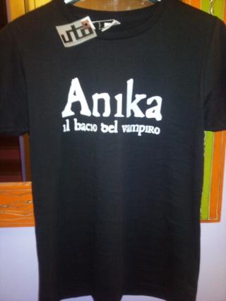 La prima maglietta ufficiale di Anika! 02_mag10