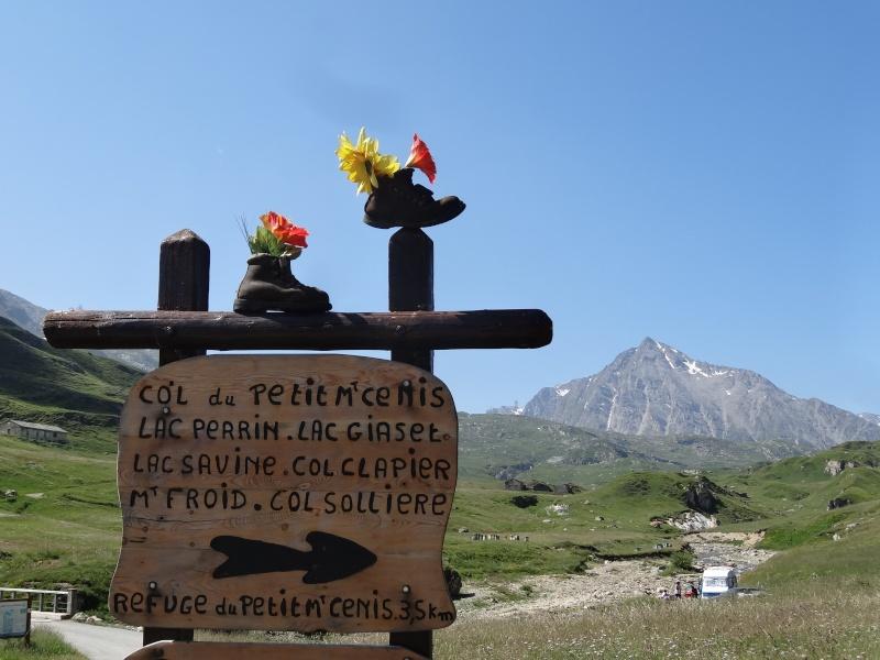 Fort du Mont Froid depuis la route du Petit Mont Cenis Dsc00712