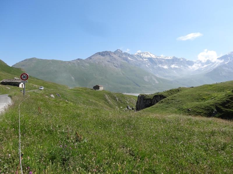 Fort du Mont Froid depuis la route du Petit Mont Cenis Dsc00713