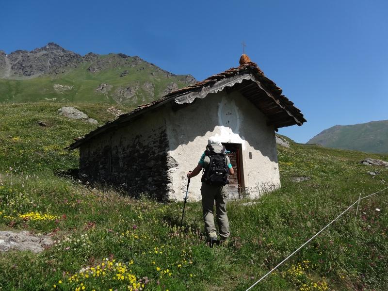Fort du Mont Froid depuis la route du Petit Mont Cenis Dsc00714