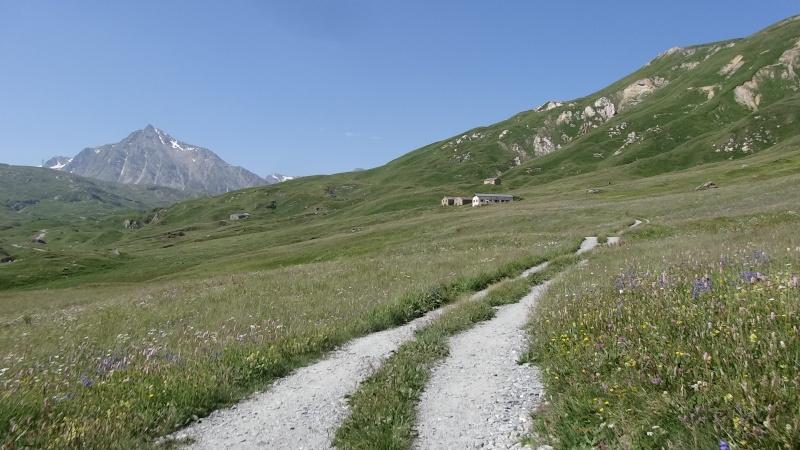 Fort du Mont Froid depuis la route du Petit Mont Cenis Dsc00715