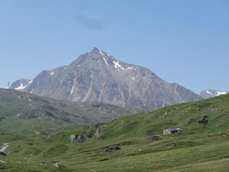 Fort du Mont Froid depuis la route du Petit Mont Cenis Dsc00717