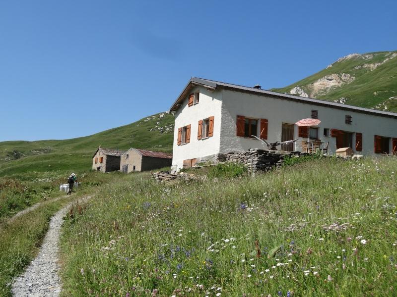 Fort du Mont Froid depuis la route du Petit Mont Cenis Dsc00718