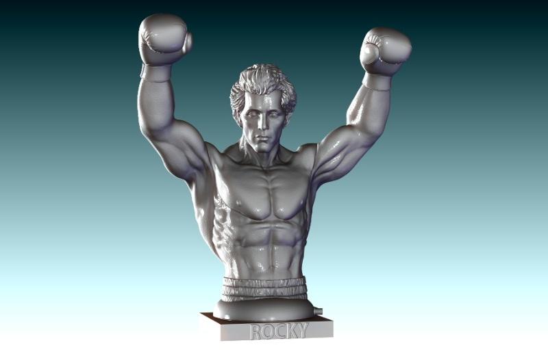 figurines rocky III & IV Rocky_10